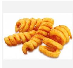 Картофельные Твистери со специями - продукты с