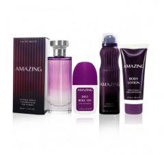 Perfumery, Perfumery female