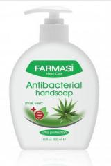 Soap antibacterial