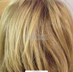Реалезуем волосы