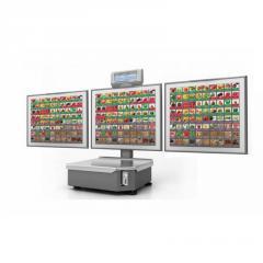 Дополнительная клавиатура к торговым весам