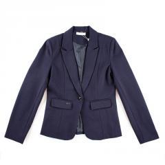 Жакет для девочек Modalora 170 синий K701391-3