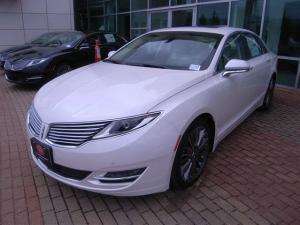 Автомобиль:Lincoln MKZ Hybrid 2013 г.в.