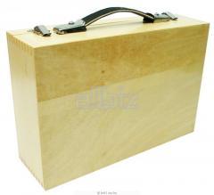 Изготовление деревянной упаковочной тары