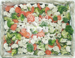 The vegetable mix frozen Imperial