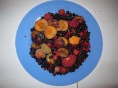 Kompotny mix (allsorts) - the products frozen