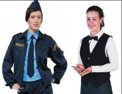 Блузы женские форменные