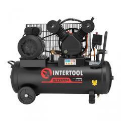 Компрессор 50 л,  3 кВт,  220 В,  10 атм, ...