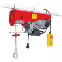 Лебедка электрическая 220/230В,  1600Вт, ...