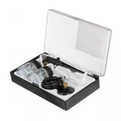 Аэрограф мини с набором аксессуаров INTERTOOL PT-1503