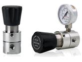 Pressure regulators, series 072 pressure