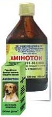 Тканевые препараты Аминотон