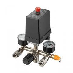 Прессостат 380В(блок автоматики компрессора) 10