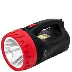 Фонарь аккумуляторный 1LED 5W + 25 LED...