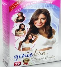Seamless Genie Bra bra Geniuses of sconce with