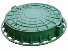 Hatches plastic, polymeric