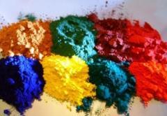 Dyes, pigments
