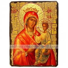Неугасимая Лампада Икона Божией Матери ,икона на