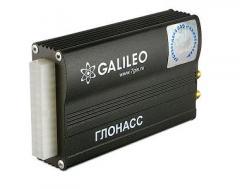 GPS tracker of GALILEOSKY GLONASS/GPS v2.2.8
