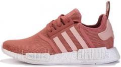 Жіночі кросівки AD NMD Raw Pink, А-д. ТОП Репліка