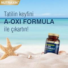 Диетическая добавка A-OXI FORMULA NUTRAXIN, 60 таблеток