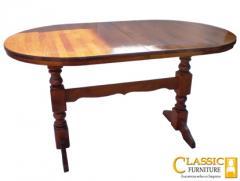 Столы для кафе, Стол 180 x 80 (Розкл, Овал)