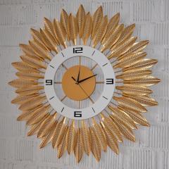 """Настенные часы """"Golden arrow"""" металл (70 см.)"""