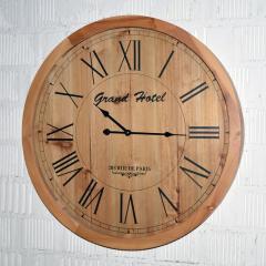 """Настенные часы из натурального дерева """"Grand..."""