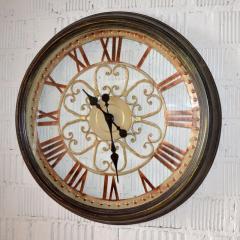 Интерьерные настенные часы металлические (60...
