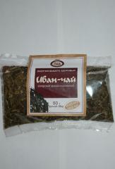 Иван-чай, травяной чай, капорский чай
