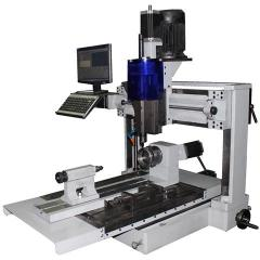 Frezerno - the engraving machine with ChPU