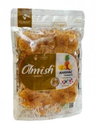 Ананас сушеный без сахара,  ТМ Olmish...