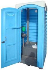 Туалет-кабина мобильная, био-туалет