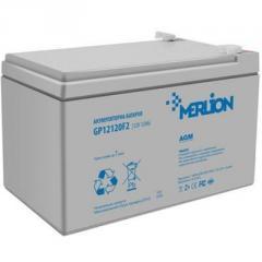 Батарея к ИБП Merlion 12V-12Ah (GP12120F2)