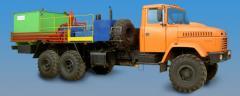 Installation pumping UNB1-125h320