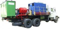 Installation pumping UNB-450h700