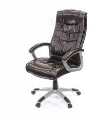 Кресло офисное Арго, коричневый, эргономичное компьютерное кресло,New PL TILT А-Клас