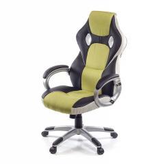 Кресло офисное Антарес, салатовый, эргономичное мягкое компьютерное кресло, PL TILT А-Клас