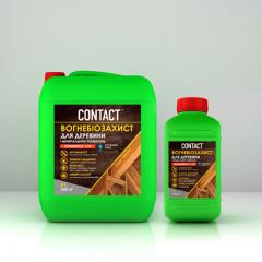 Огнебиозащита для деревянных и минеральных поверхностей. Концентрат 1:10 5