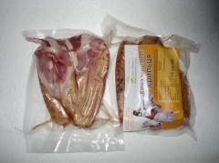 Мясо птицы. Утиные крылышки (2 шт. в упаковке).