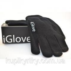 Перчатки для сенсорных экранов iGlove Black