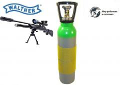 Баллон ВД для сжатого воздуха Walther 6 л., 300 Bar