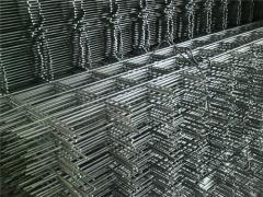 Grid welded (galvanized)