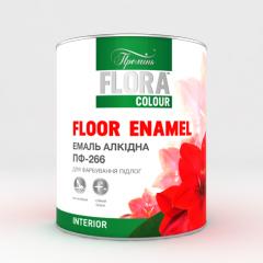 """Эмаль ПФ-266 для пола """"FLORA COLOUR"""" 25, ..."""