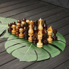 Набор шахматных фигур ручной работы STRYI, ...