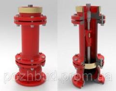 Гідрант пожежний чавунний Н-0,75 м (Ду-100, Ру