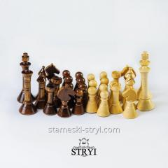 Набор эксклюзивных деревянных шахматных...