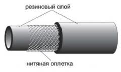 Резиновый рукав для газовой сварки и резки металлов