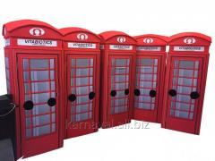 "Growth suits ""phone booths"