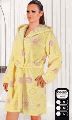 Халаты зимние женские фирмы Cocoon 06-321